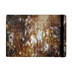 Rusty Texture Pattern Daniel Apple Ipad Mini Flip Case by Nexatart