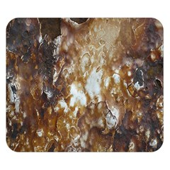 Rusty Texture Pattern Daniel Double Sided Flano Blanket (small)