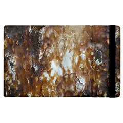 Rusty Texture Pattern Daniel Apple Ipad Pro 12 9   Flip Case
