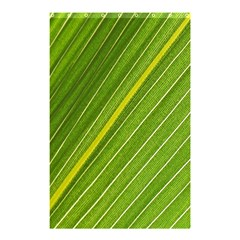 Leaf Plant Nature Pattern Shower Curtain 48  X 72  (small)