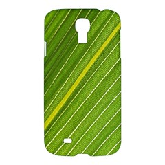 Leaf Plant Nature Pattern Samsung Galaxy S4 I9500/i9505 Hardshell Case