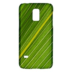 Leaf Plant Nature Pattern Galaxy S5 Mini