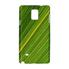 Leaf Plant Nature Pattern Samsung Galaxy Note 4 Hardshell Case