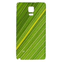 Leaf Plant Nature Pattern Galaxy Note 4 Back Case