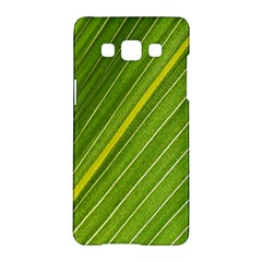Leaf Plant Nature Pattern Samsung Galaxy A5 Hardshell Case