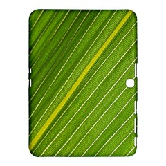 Leaf Plant Nature Pattern Samsung Galaxy Tab 4 (10 1 ) Hardshell Case