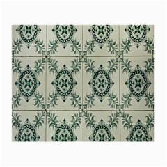 Jugendstil Small Glasses Cloth (2 Side) by Nexatart