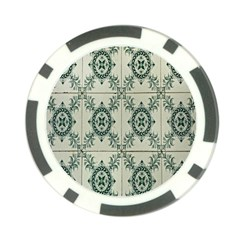 Jugendstil Poker Chip Card Guard (10 Pack)