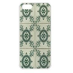 Jugendstil Apple Iphone 5 Seamless Case (white)