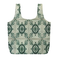 Jugendstil Full Print Recycle Bags (l)