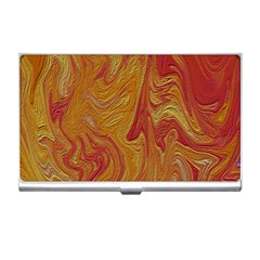 Texture Pattern Abstract Art Business Card Holders