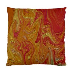 Texture Pattern Abstract Art Standard Cushion Case (two Sides)