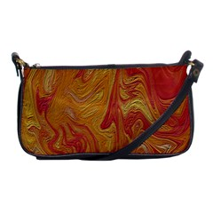 Texture Pattern Abstract Art Shoulder Clutch Bags