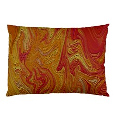 Texture Pattern Abstract Art Pillow Case (two Sides)