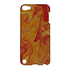 Texture Pattern Abstract Art Apple Ipod Touch 5 Hardshell Case