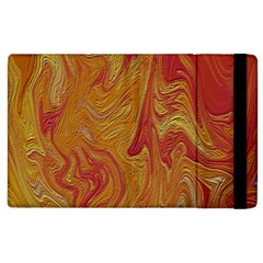 Texture Pattern Abstract Art Apple Ipad 3/4 Flip Case