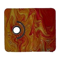 Texture Pattern Abstract Art Galaxy S3 (flip/folio)