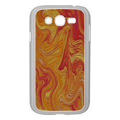 Texture Pattern Abstract Art Samsung Galaxy Grand Duos I9082 Case (white)