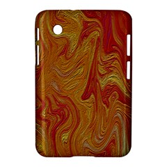 Texture Pattern Abstract Art Samsung Galaxy Tab 2 (7 ) P3100 Hardshell Case