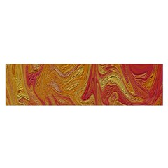 Texture Pattern Abstract Art Satin Scarf (oblong)