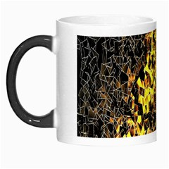 The Background Wallpaper Gold Morph Mugs