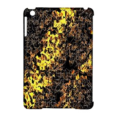 The Background Wallpaper Gold Apple Ipad Mini Hardshell Case (compatible With Smart Cover)