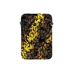 The Background Wallpaper Gold Apple Ipad Mini Protective Soft Cases