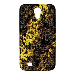 The Background Wallpaper Gold Samsung Galaxy Mega 6 3  I9200 Hardshell Case