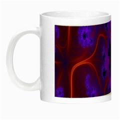 Fractal Mandelbrot Julia Lot Night Luminous Mugs