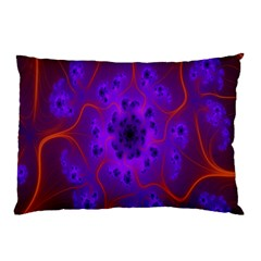 Fractal Mandelbrot Julia Lot Pillow Case by Nexatart