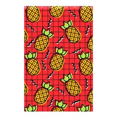Fruit Pineapple Red Yellow Green Shower Curtain 48  X 72  (small)  by Alisyart
