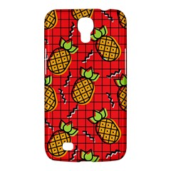 Fruit Pineapple Red Yellow Green Samsung Galaxy Mega 6 3  I9200 Hardshell Case by Alisyart