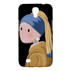 Girl With A Pearl Earring Samsung Galaxy Mega 6 3  I9200 Hardshell Case by Valentinaart
