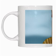 The Birth Of Venus White Mugs by Valentinaart
