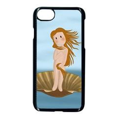 The Birth Of Venus Apple Iphone 8 Seamless Case (black) by Valentinaart