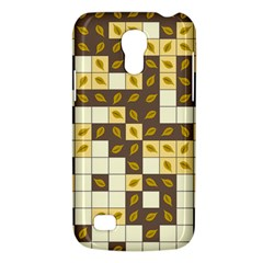 Autumn Leaves Pattern Galaxy S4 Mini by linceazul