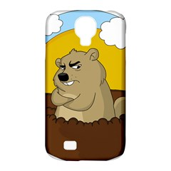 Groundhog Day Samsung Galaxy S4 Classic Hardshell Case (pc+silicone) by Valentinaart