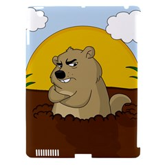 Groundhog Day Apple Ipad 3/4 Hardshell Case (compatible With Smart Cover) by Valentinaart