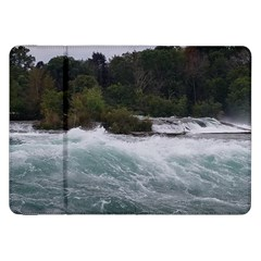 Sightseeing At Niagara Falls Samsung Galaxy Tab 8 9  P7300 Flip Case by canvasngiftshop