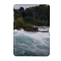 Sightseeing At Niagara Falls Samsung Galaxy Tab 2 (10 1 ) P5100 Hardshell Case  by canvasngiftshop