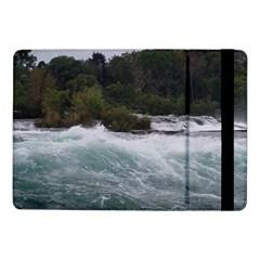 Sightseeing At Niagara Falls Samsung Galaxy Tab Pro 10 1  Flip Case by canvasngiftshop