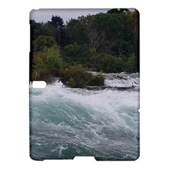 Sightseeing At Niagara Falls Samsung Galaxy Tab S (10 5 ) Hardshell Case  by canvasngiftshop