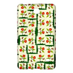Plants And Flowers Samsung Galaxy Tab 4 (8 ) Hardshell Case  by linceazul
