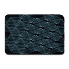 Desktop Pattern Vector Design Plate Mats by Onesevenart