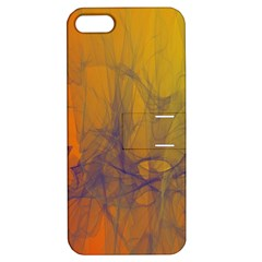 Fiesta Colorful Background Apple Iphone 5 Hardshell Case With Stand by Onesevenart