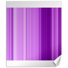 Background Texture Pattern Purple Canvas 8  X 10  by Onesevenart
