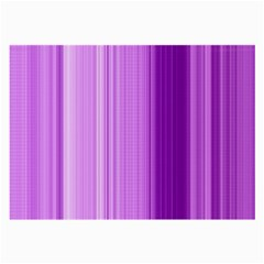 Background Texture Pattern Purple Large Glasses Cloth by Onesevenart