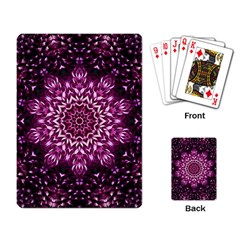 Background Abstract Texture Pattern Playing Card by Onesevenart