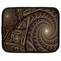 Abstract Pattern Graphics Netbook Case (xl)  by Onesevenart