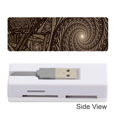 Abstract Pattern Graphics Memory Card Reader (stick)  by Onesevenart